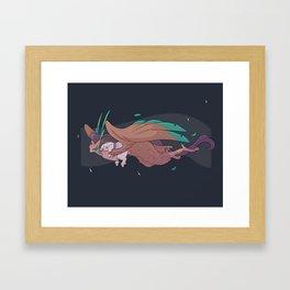 Harpy Kala Framed Art Print