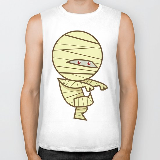 Have you seen my Mummy? Biker Tank