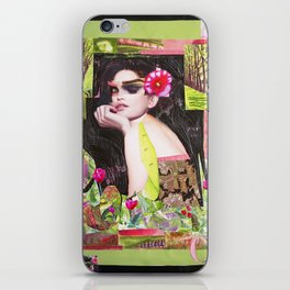 Summer awakening iPhone Skin