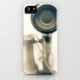 Can you hear me.....now? iPhone Case