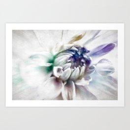 watercolor flower 2 Art Print