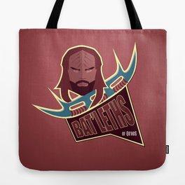 Bat'leths of Kronos Tote Bag