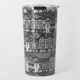 Liberty store. London Travel Mug