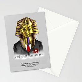 eye x inkterpretations Stationery Cards
