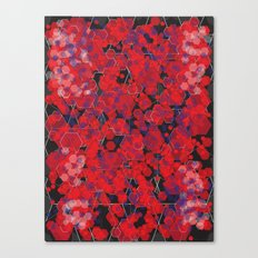 Dissemination / Pattern #4 Canvas Print