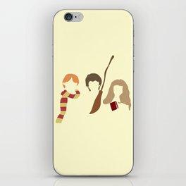 Baby Wizard Trio iPhone Skin