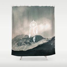 Dreamcatch you Shower Curtain