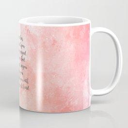 Isaiah 41:10, Uplifting Bible Verse Coffee Mug