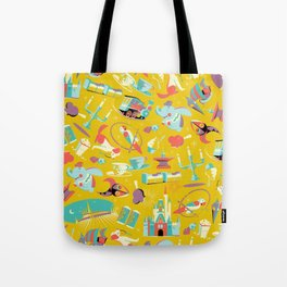 Most Magical Place on Earth Tote Bag