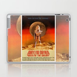 MaryLynn can save the Universe Laptop & iPad Skin