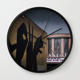 Baltimore Love Wall Clock