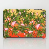 tropical iPad Cases featuring tropical  by mark ashkenazi
