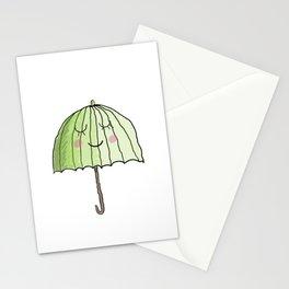cute UMBRELLA Stationery Cards