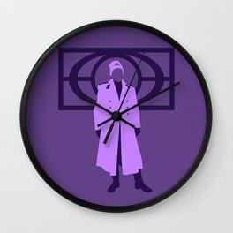General Ourumov Wall Clock