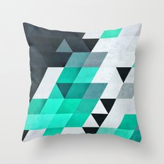 mynt Throw Pillow