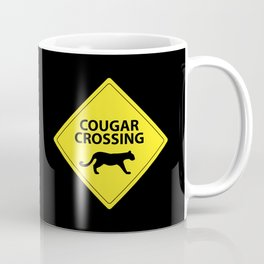 Cougar Crossing Coffee Mug