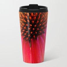 Pink Daisy 3 Travel Mug