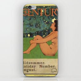 August 1897 American Golden age magazine ad iPhone Skin