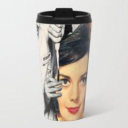 Face engineer Travel Mug