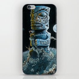 Marquesan Entwined iPhone Skin