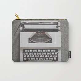 Portable Typewriter Carry-All Pouch