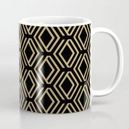 Art Decó Coffee Mug