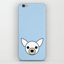 Pop Dog Chihuahua iPhone Skin
