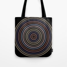 Colorful circle IV Tote Bag