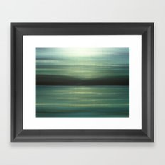 Night Storm Framed Art Print