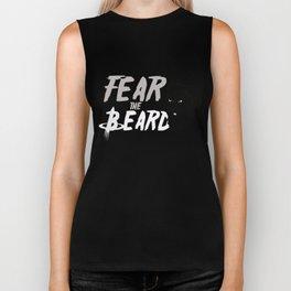"""The Victrs """"Fear the Beard"""" Biker Tank"""