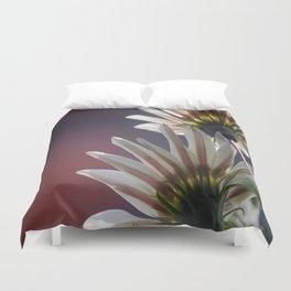 flowers nepal Duvet Cover