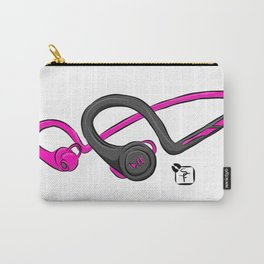 Over the ear head phones Carry-All Pouch