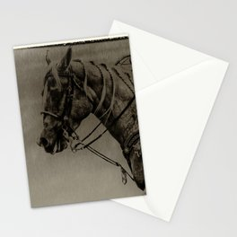 Work Ethic Stationery Cards