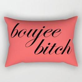boujee Rectangular Pillow