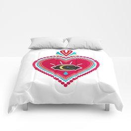 Ex Voto Sacred Heart Comforters