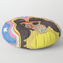 Generosity Floor Pillow