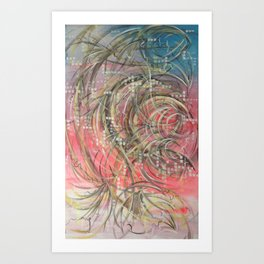 Play with the System Art Print