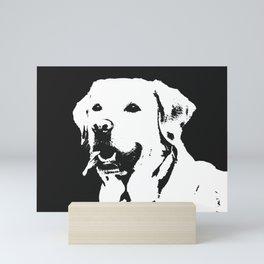 Lab Love Mini Art Print