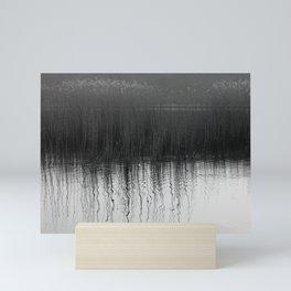 Abstract Landscape Mini Art Print