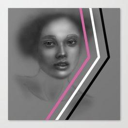 I Know Canvas Print