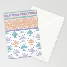Tee-Pee Stationery Cards
