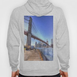 Brooklyn Bridge New York Hoody