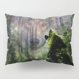 The Wild in Us Pillow Sham