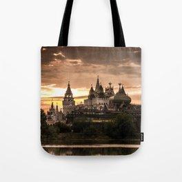 Dreamcastle Tote Bag