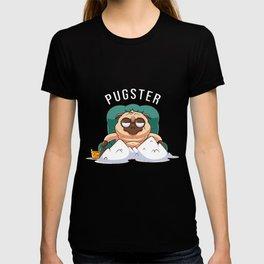 PUGLIFE - FUNNY PUG T-shirt