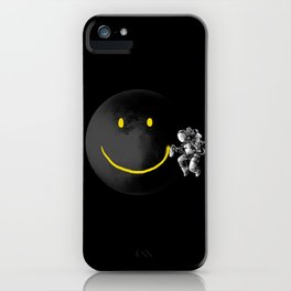 Make a Smile iPhone Case
