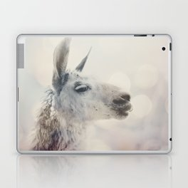 Alpaca in Machu Picchu Laptop & iPad Skin