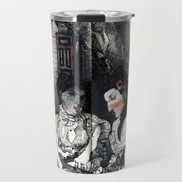 The Women of Algiers (after Delacroix) Travel Mug