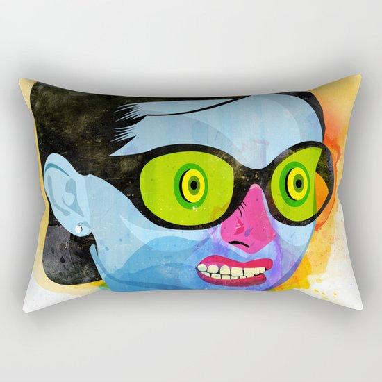 Fussy Rectangular Pillow
