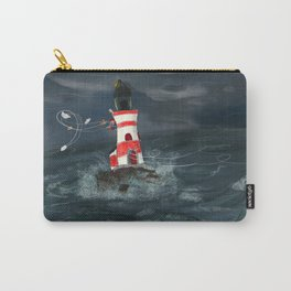 Gust of wind. Carry-All Pouch